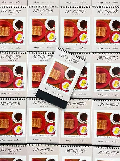 Food Series Calendar by Teacher Gina