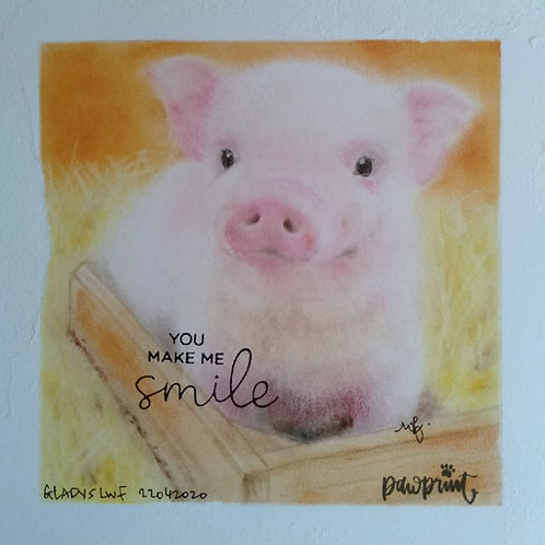 You Make Me Smile...By Teacher Gladys Lee