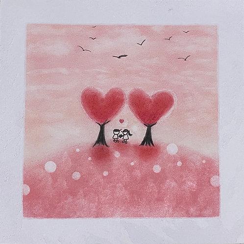 Love By By Teacher Loh Huey Jiuan