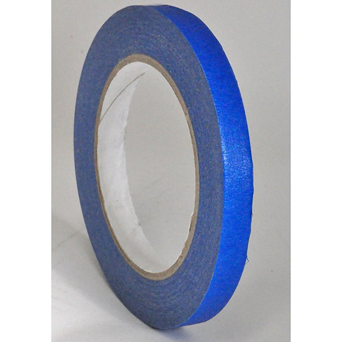 Painting Masking Tape Adhesive Tape 12mm x 20m - Blue