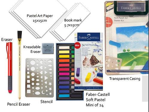Faber-Castell Soft Pastel Starter Kit