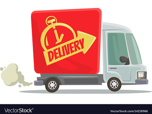 Delivery Charge per address