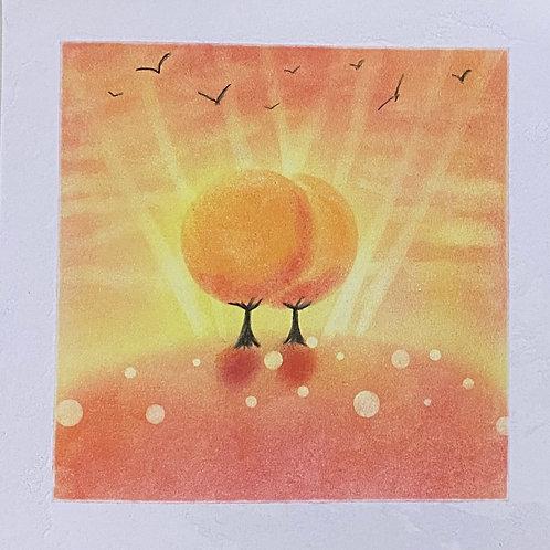 Dawn By Teacher Loh Huey Jiuan