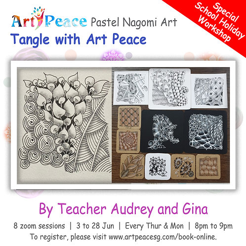 Tangle with Art Peace!