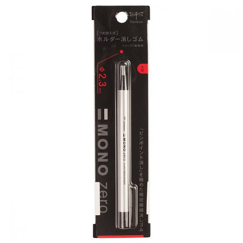 Tombow MONO Zero Eraser, Round Tip