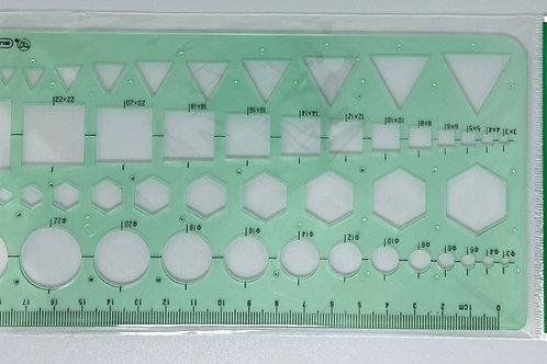 Stencil - Basic (plastic)