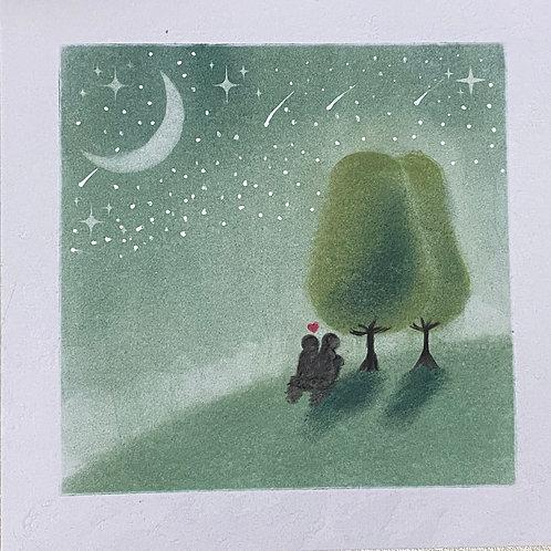 Night By Teacher Loh Huey Jiuan