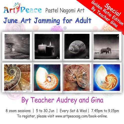 June 2021 - PNA Jamming for Adult