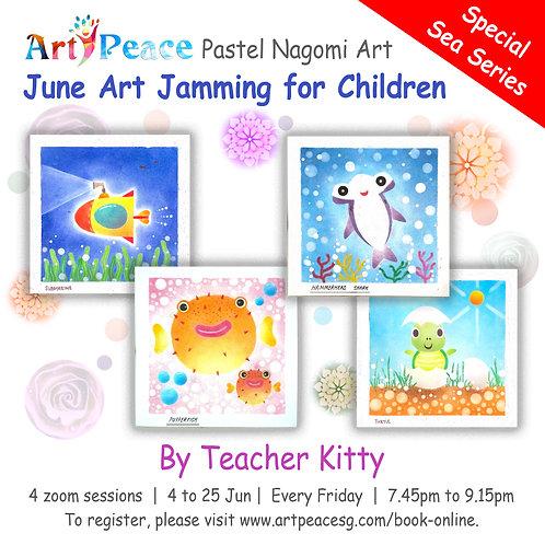 Jun PNA Jamming for Children - By Teacher Kitty