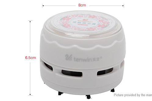IP-TenWin Mini Desktop Vacuum Cleaner
