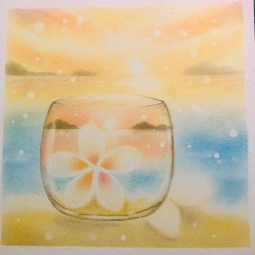 Beyond the Glass By Teacher Eva Chen
