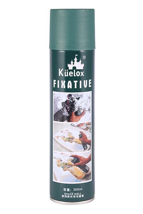 Kuelox Art Fixative Spray - 300ml