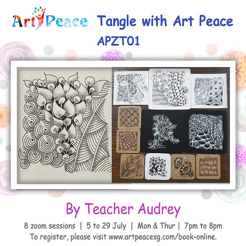 Tangle with Art Peace - APZT01 (Intro)