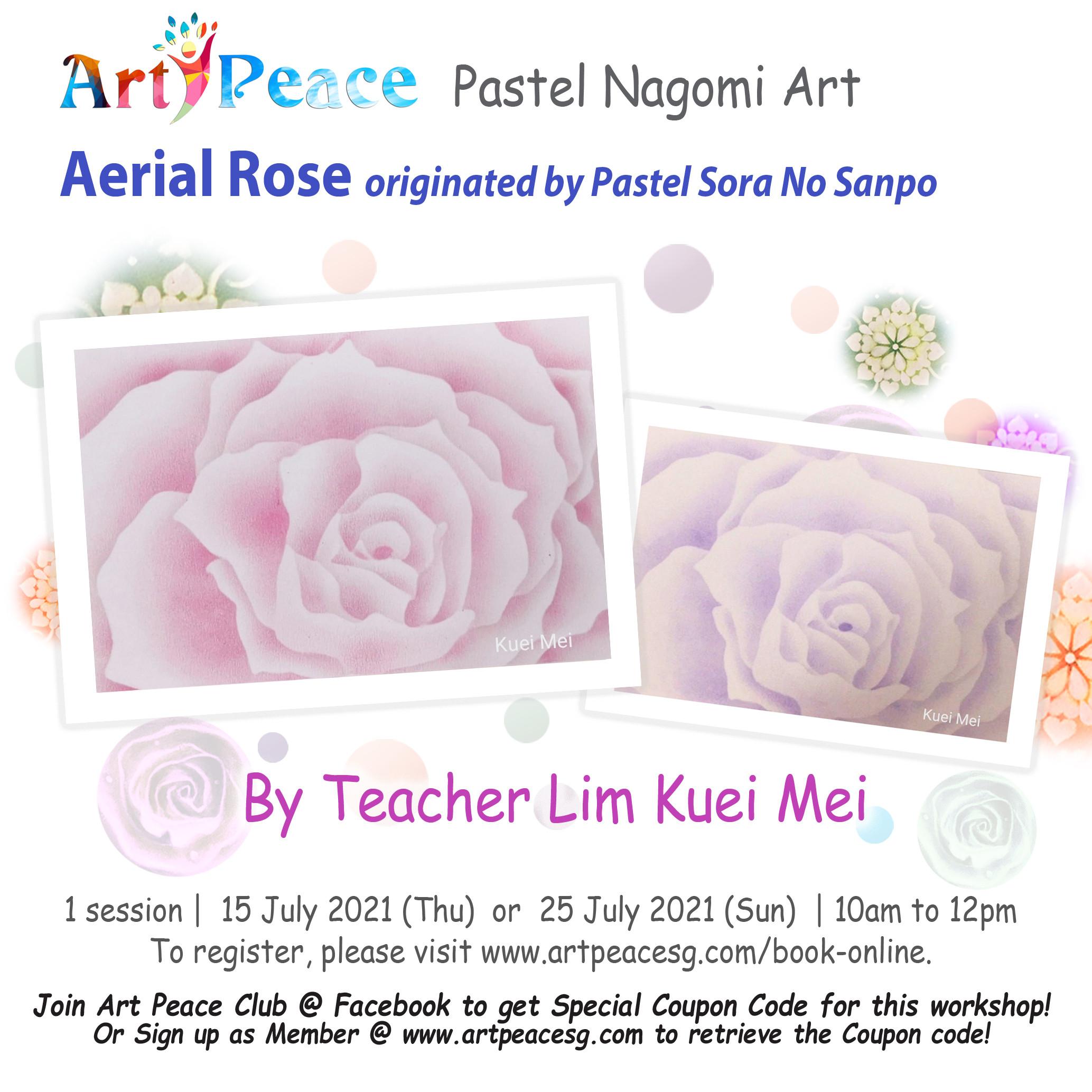 Aerial Rose Workshop