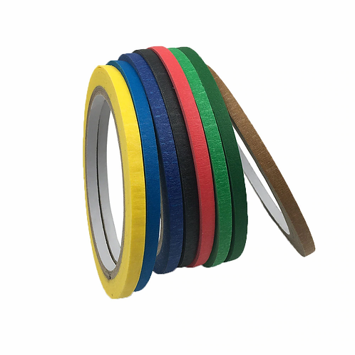 Coloured Masking Tape 1pc - 5mm x 50m