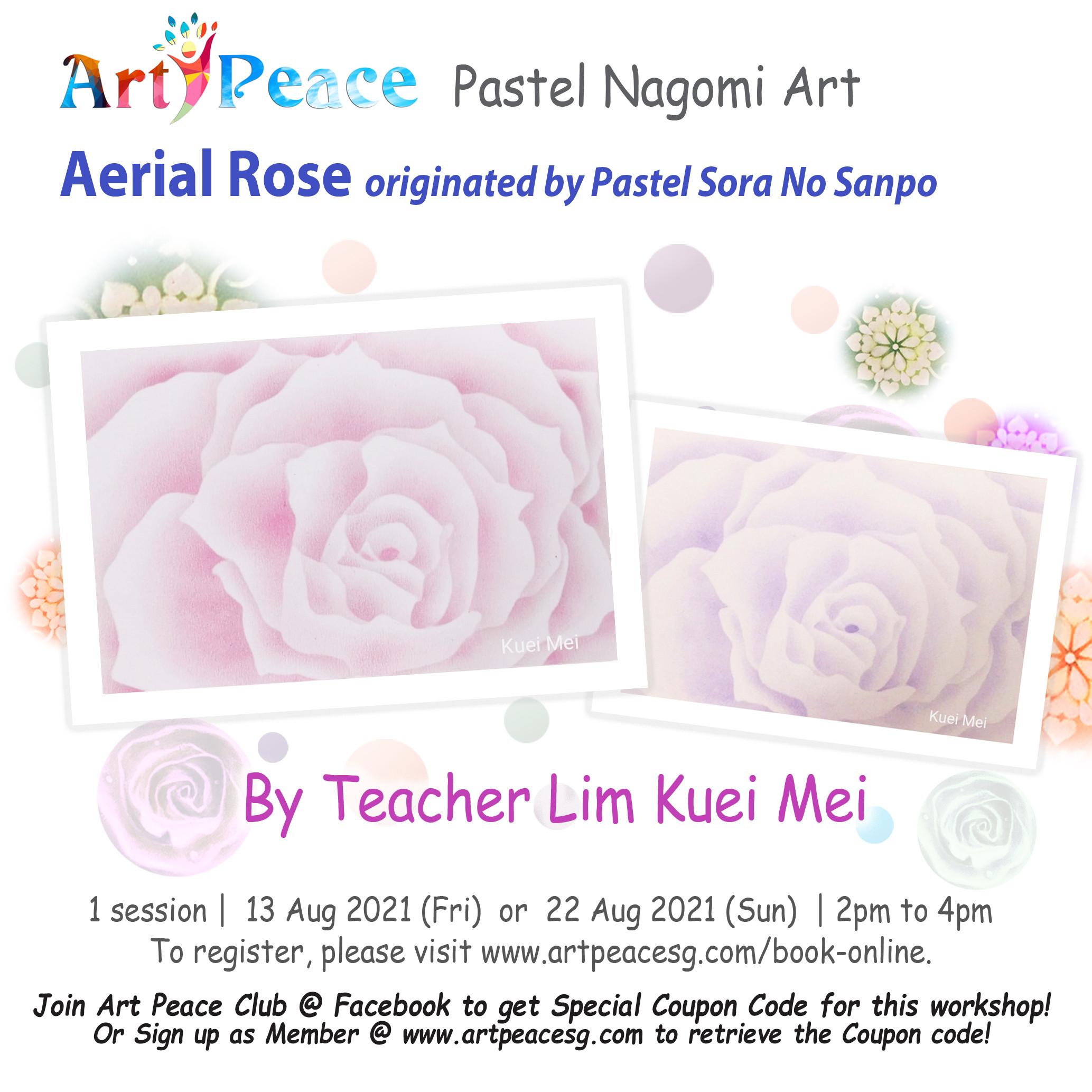 Aerial Rose Workshop - Aug 2021
