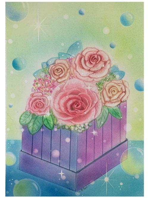 Living life in full bloom By Teacher Pauline Fun