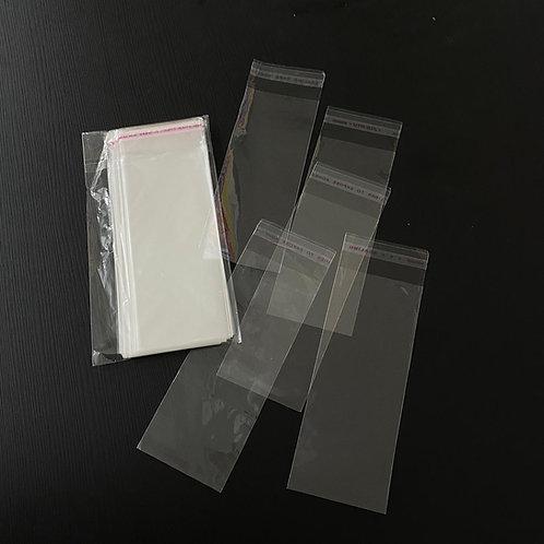 IP-100pcs, Bookmark size Plastic cover