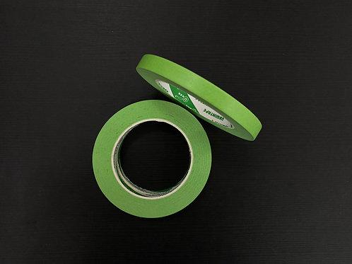 Painting Masking Tape Adhesive Tape 12mm x 50m - Green