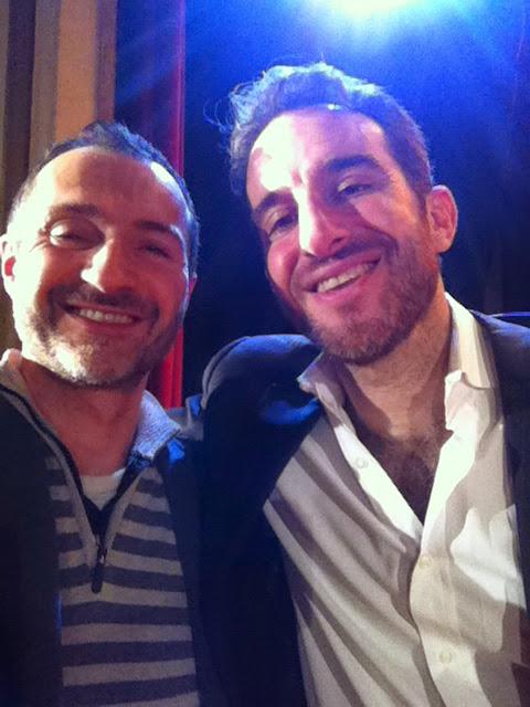 with Aaron Goldberg