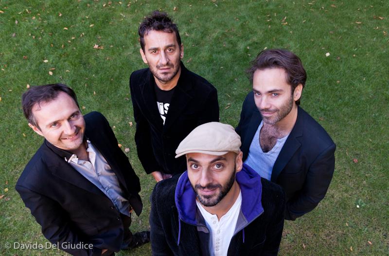 Mo'Avast band, 2012