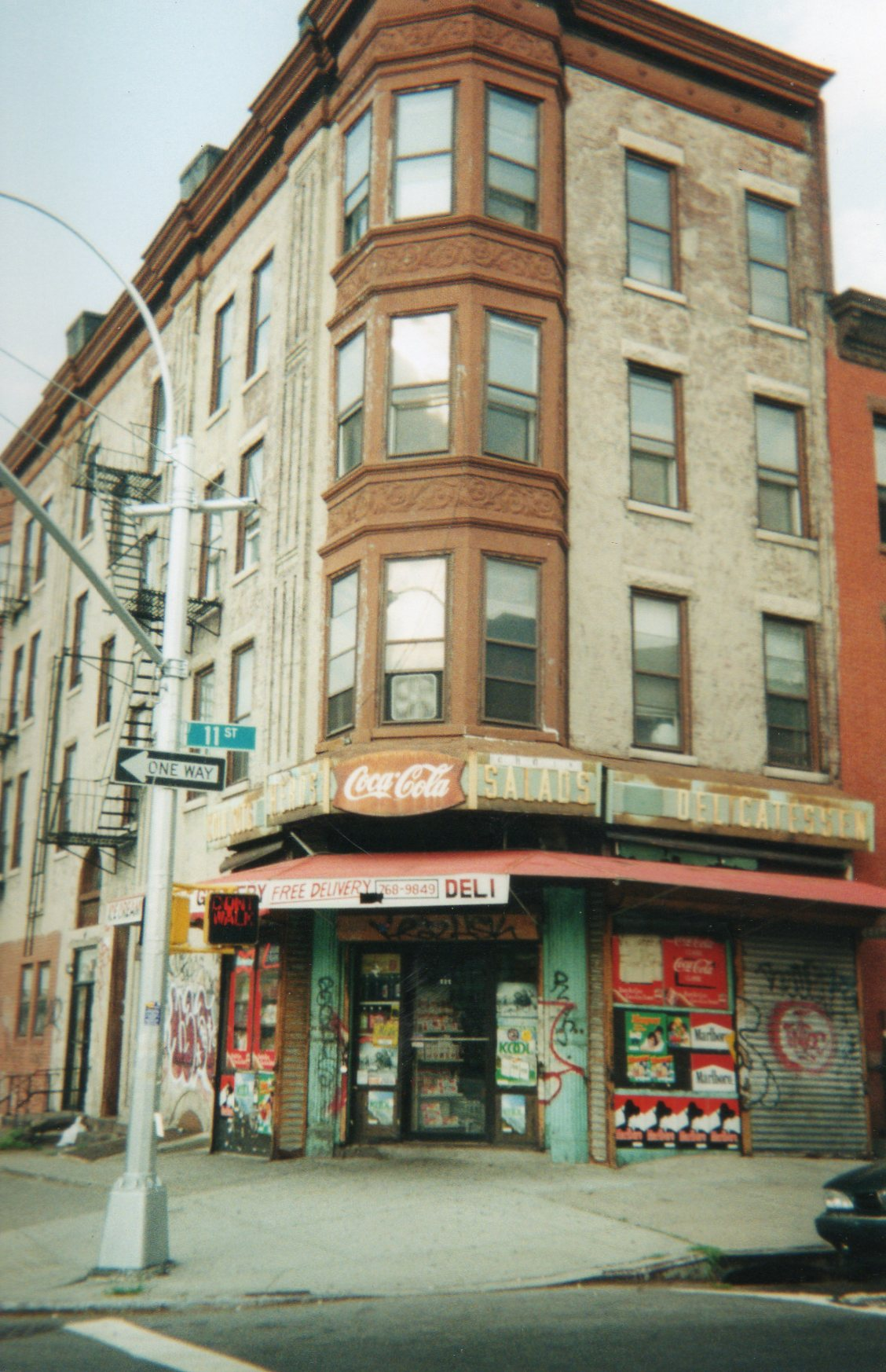 First Brooklyn place, 1996