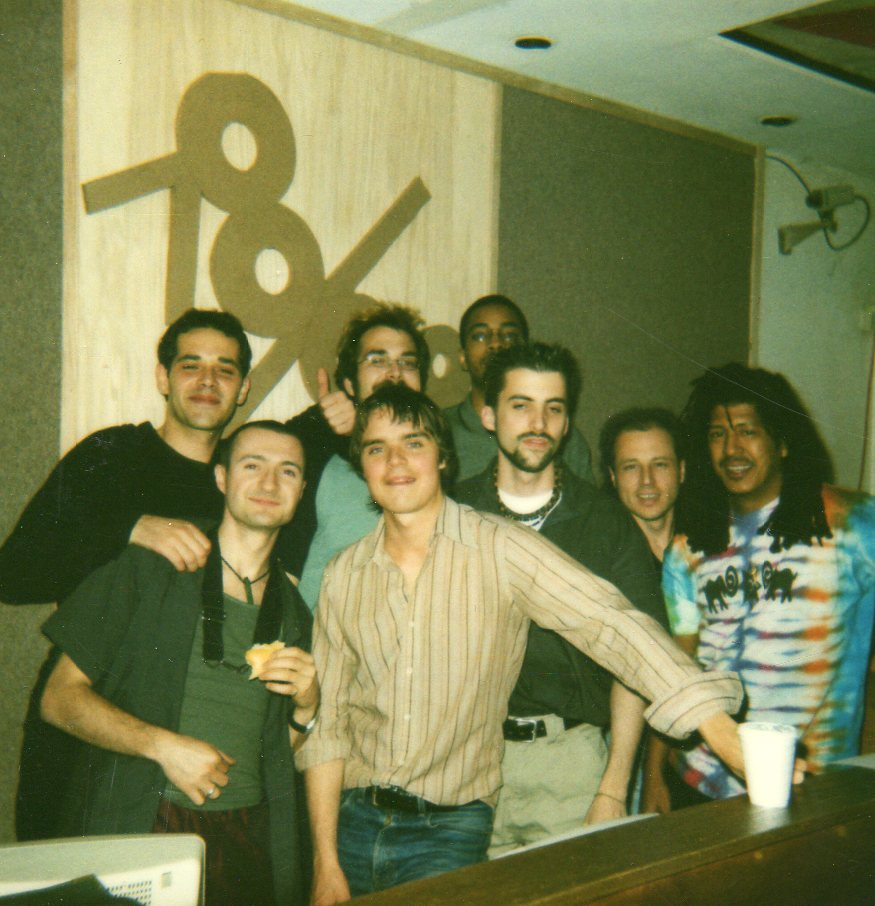 Band in 1999, NYC: Flor de Luna