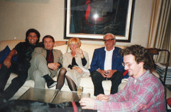 first meeting with Toots, 1994