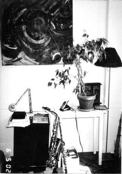Last NYC room, 2002