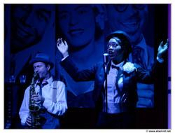 la Boite de Jazz with Mercedes Gomez