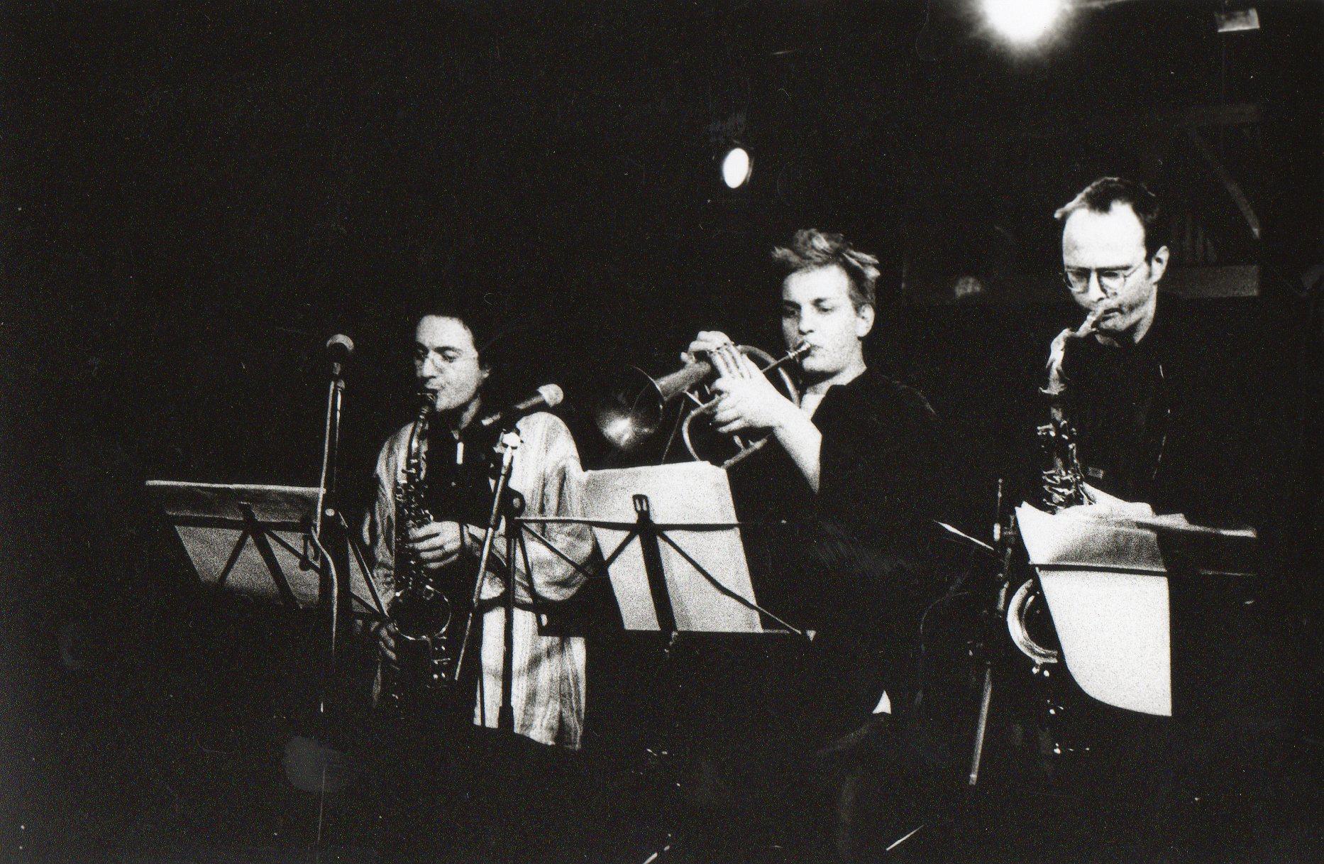 Belgian band, around 96