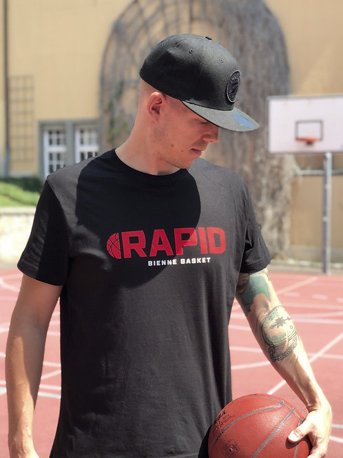 """Rapid Bienne Basket"" T-Shirt"