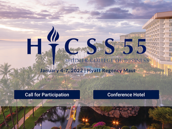 New year, new HICSS!
