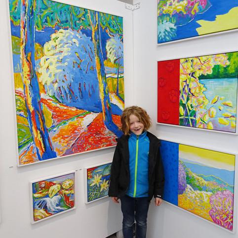 Edsviken - Art Fair 2017
