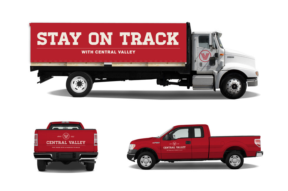 Central Valley truck design