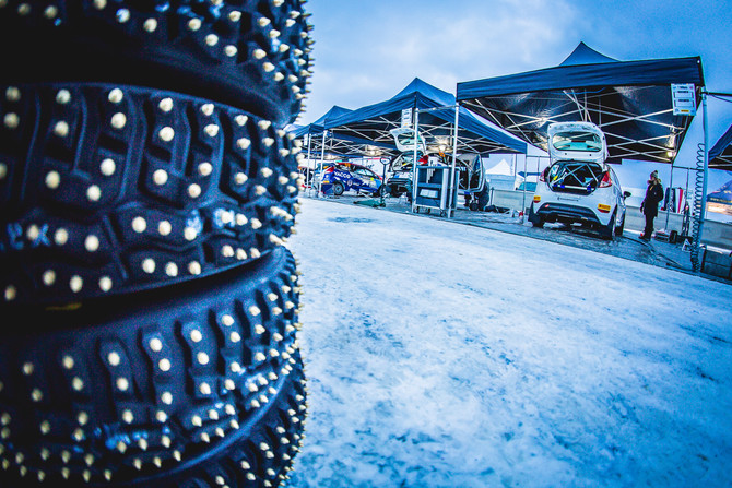 THREE RALLY DRIVERS SET FOR SNOWY SURFACES AT SWEDISH EVENT
