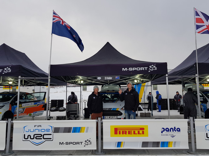 NZ STAR AMONG 14 ENTRIES FOR JWRC AT RALLY SWEDEN