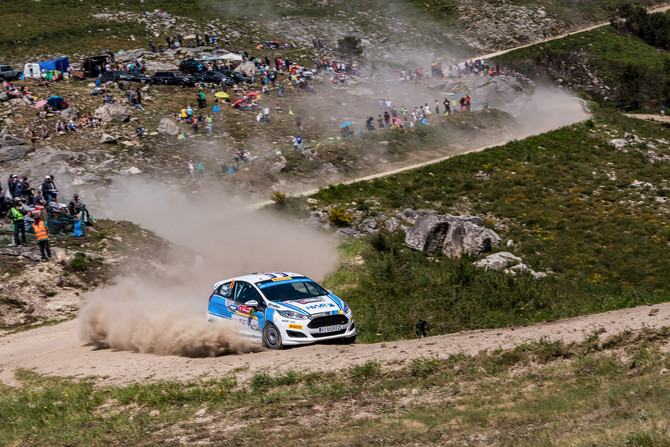 HOLDER AND FARMER UPDATE FROM JWRC PORTUGAL