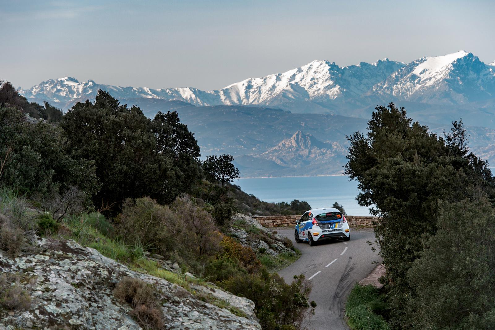 Rally Corsica