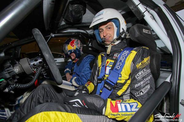 Holder heads to JWRC test in Poland