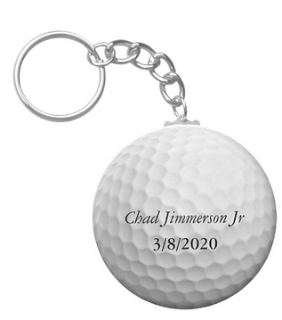 Chad Jimmerson Jr golf