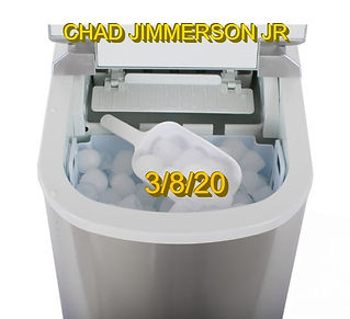 Chad Jimmerson Jr Ice Making