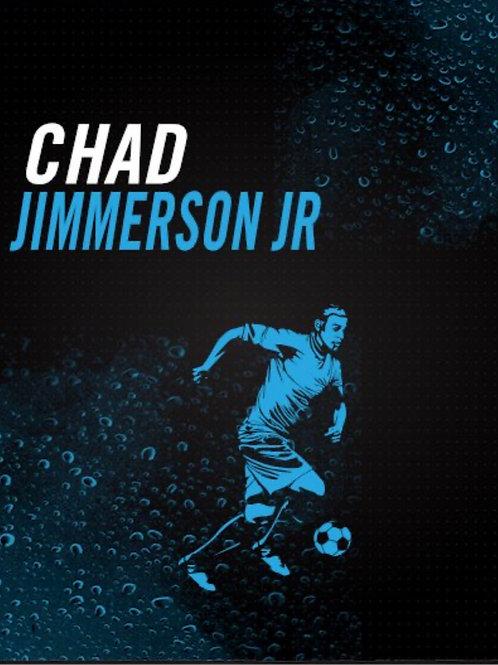 Chad Jimmerson Jr Soccer Art Work