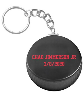 Chad Jimmerson Jr Hockey