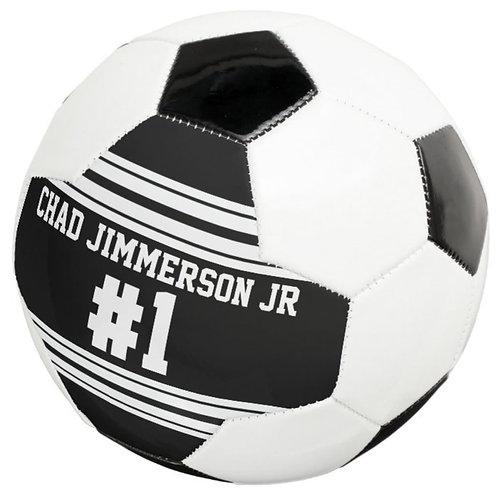 Chad Jimmerson Jr Soccer Ball $60