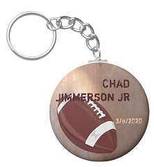 Chad Jimmerson Jr Football