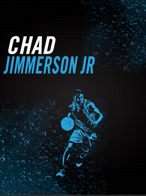 Chad Jimmerson Jr Basketball Art Work