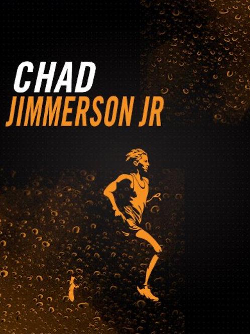 Chad Jimmerson Jr Running Art Work