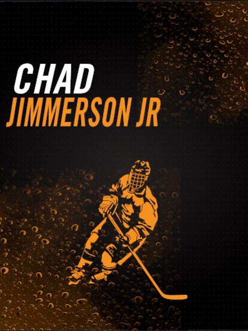 Chad Jimmerson Jr Hockey Art Work