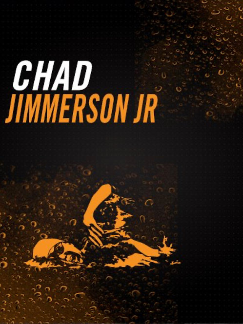 Chad Jimmerson Jr Swimming Art Work